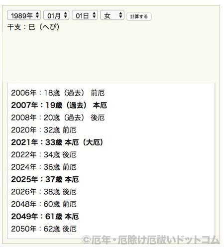 生まれ 1989 年